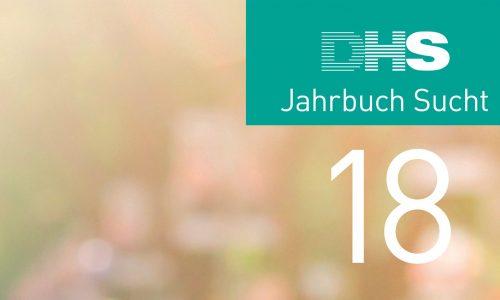 jahrbuch Sucht 2018